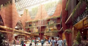 woods bagot reveals <b>design</b> for adelaide central market <b>arcade</b> ...
