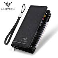 Long Wallets Series - <b>WILLIAMPOLO</b> Store - AliExpress