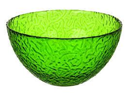 "<b>Салатник</b> NiNaGlass ""Ажур"", цвет: зеленый, диаметр <b>16 см</b>"