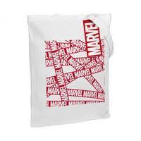 Холщовая <b>сумка Marvel</b>, белая (артикул <b>55515.60</b>) - Проект 111