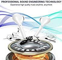 Wireless Earbuds <b>Bluetooth Earphones V5</b>.<b>0</b> Headphones in-Ear ...