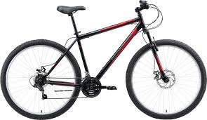 <b>Велосипед BLACK ONE Onix</b> 29 D 2020 22 чёрный/красный/серый