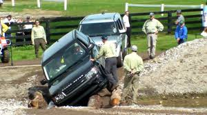 Range Rover Dealerships Land Rover Test Driveoops Youtube