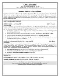 administrative assistant resume sample will showcase accomplishments we write resume in all occupations include office resume examples executive assistant