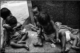Alexander Conrady   Children living in poverty in the Philippines