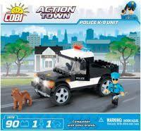 <b>COBI Police</b> K-9 Unit 1572 - купить <b>конструктор</b>: цены, отзывы ...