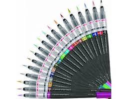 Ручки <b>кисти с краской Pentel</b> Colour Brush