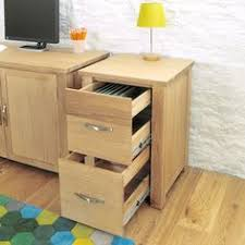 aston oak two drawer filing cabinet aston solid oak hidden