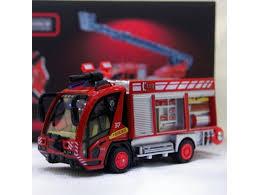 <b>Радиоуправляемая пожарная машина</b> City Hero 1:87 - 7911-5H в ...