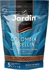 <b>Кофе растворимый Jardin</b> Colombia Medellin, 75 г (м/у) — купить ...