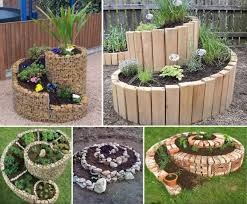 Small Picture Backyard Herb Garden Ideas Garden Ideas And Garden Designl herb