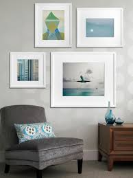 design wall art living room  original jeanine hays gallery wall  x blue white art sxjpgrendhgtvcom