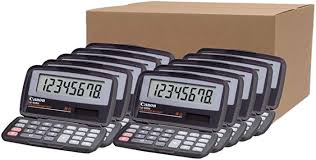 LS555H Handheld <b>Foldable</b> Pocket <b>Calculator</b>, 8-Digit LCD/<b>Carton</b> ...
