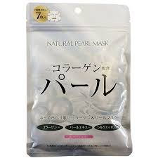 <b>Japan Gals</b> Natural Pearl Extract Face Mask buy online on WellMax.eu