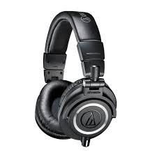Audio-Technica ATH-M50x, купить охватывающие наушники ...