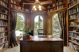 bookshelf ideas paneled walls and bookshelves on pinterest build rustic office