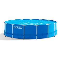 """Бассейн каркасный """"<b>METAL FRAME</b>"""" <b>457х122см</b>, <b>INTEX</b> купить ..."""
