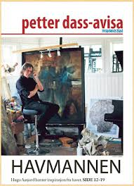 Helgelands Blad - <b>Petter Dass</b>-avisa 2018