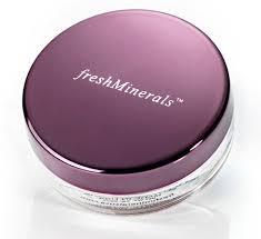 freshMinerals Mineral Loose <b>Powder</b> Foundation — <b>Рассыпчатая</b> ...
