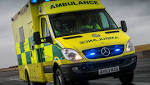 Man treated for chest injuries following A1066 collision