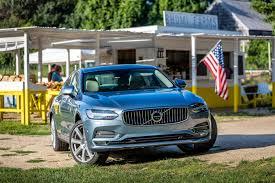 Volvo North America 2017 Volvo S90 T6 Inscription North America 392016 Pr