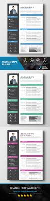 17 best ideas about professional resume design cv professional resume design template resumes stationery design template psd here