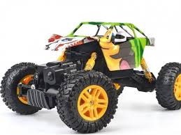 <b>Радиоуправляемый краулер Double Eagle</b> (кузов багги) 4WD 1:18 ...