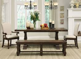 Contemporary Kitchen Rugs Kitchen Wooden Bench Contemporary Chandeliers Wood Dining Table