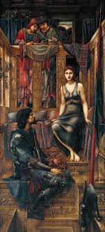 alice munro the beggar maid the mookse and the gripes patrick was referring to a famous painting done in 1884 by edward burne jones that depicts the legendary king cophetua who falls violently in love a