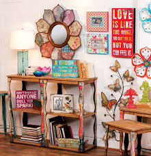 hippie chic style living