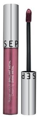 Sephora жидкая <b>помада для губ</b> Cream <b>Lip</b> Shine <b>Metal</b> — купить ...