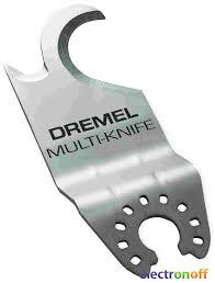 Многофункциональное <b>крючковое полотно Dremel</b> для MultiMax ...