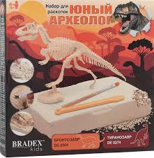 <b>Bradex Набор</b> для опытов и экспериментов <b>Юный археолог</b> ...