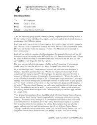 doc inter office memo interoffice memo template interoffice memo report assignment inter office memo