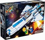 <b>Конструктор BanBao Космический летательный</b> аппарат купить в ...