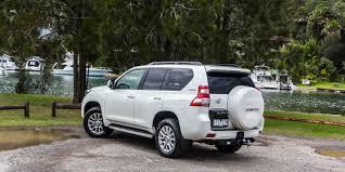 Toyota Land Cruiser Prado 2016 Toyota Landcruiser Prado Vx Long Term Report One Photos