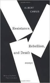 essay on rebellion amazoncom resistance rebellion and death essays  resistance