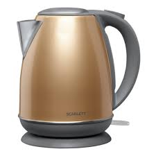 <b>Чайник Scarlett SC-EK21S86</b> золотистый — купить в интернет ...