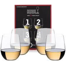 Набор <b>стаканов</b> O Wine <b>Tumbler</b> Pay 3 Get <b>4</b> Viognier ...