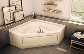 image bathtub decor: corner bathtub decor ideas featuring s m l f source