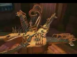 Animusic. Супер <b>музыкальный</b> инструмент! - YouTube