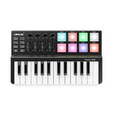 <b>High Quality WORLDE Panda</b> MINI 25 Key Ultra Portable USB MIDI ...