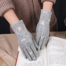 Женские <b>перчатки для сенсорных</b> перчаток, зимние женские ...