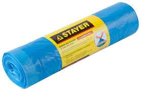 <b>Мешки для мусора STAYER</b> Comfort 39155-120 120 л (10 шт ...