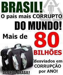 Resultado de imagem para politicos ladroes do brasil