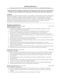 12 sample qa resume job and resume template sample qa lead resume
