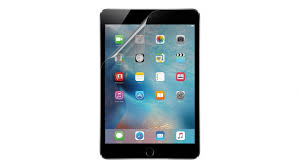 Buy Belkin <b>Transparent Screen Protector for</b> iPad Mini 4 - 2 Pack ...