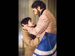 the kite runner father and son relationships movie