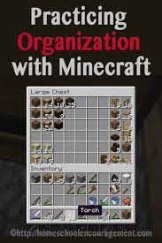 best images about games for organization skills practicing organization minecraft learning minecraft