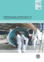 <b>Fishing boat</b> construction: 4 - Building an undecked fibreglass ...